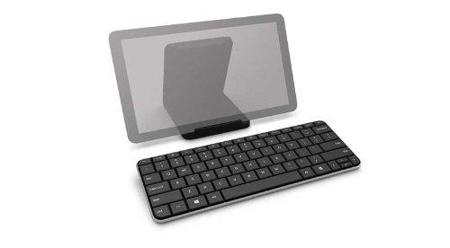 マイクロソフト・ウェッジモバイル・ブルートゥース・キーボード ...