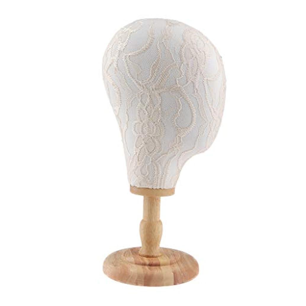 危険有効実際マネキンヘッド ディスプレイ 帽子 ハット ウィッグ 収納 スタンド 展示ラック 4タイプ選べ - ホワイトスタンド