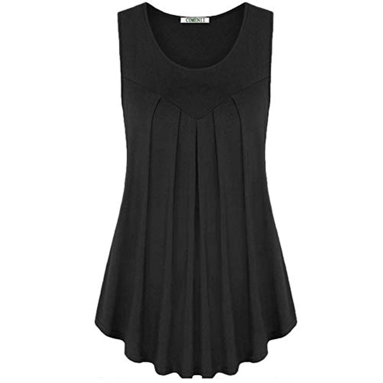 始めるはしご有益なMIFAN の女性のドレスカジュアルな不規則なドレスルースサマービーチTシャツドレス