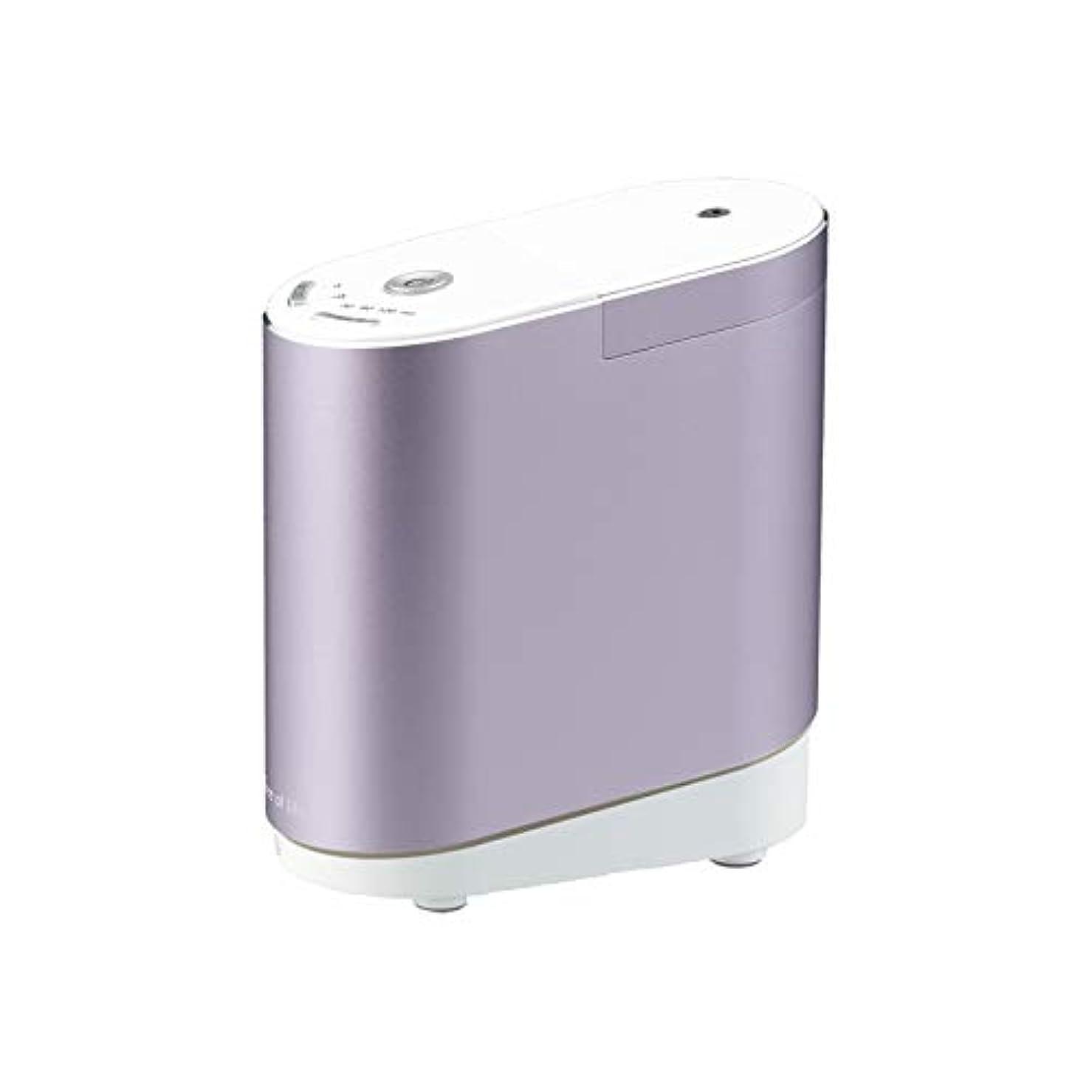 切断する評価可能ポインタ生活の木 エッセンシャルオイルディフューザー アロモア ライトパープル