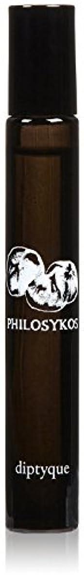 メカニックも構築する【DIPTYQUE(ディプティック) 】【正規品】ロールオンフレグランスオイル (フィロシコス(PHILOSYKOS))