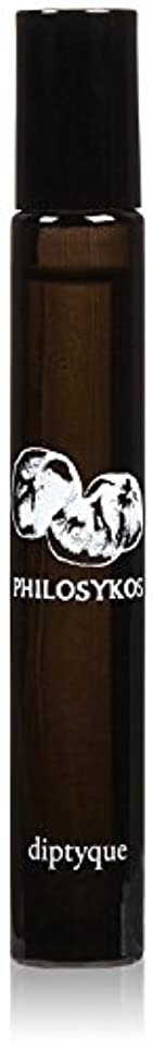 レーザに応じてヘビ【DIPTYQUE(ディプティック) 】【正規品】ロールオンフレグランスオイル (フィロシコス(PHILOSYKOS))