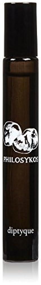 ジェスチャー蜂ずんぐりした【DIPTYQUE(ディプティック) 】【正規品】ロールオンフレグランスオイル (フィロシコス(PHILOSYKOS))