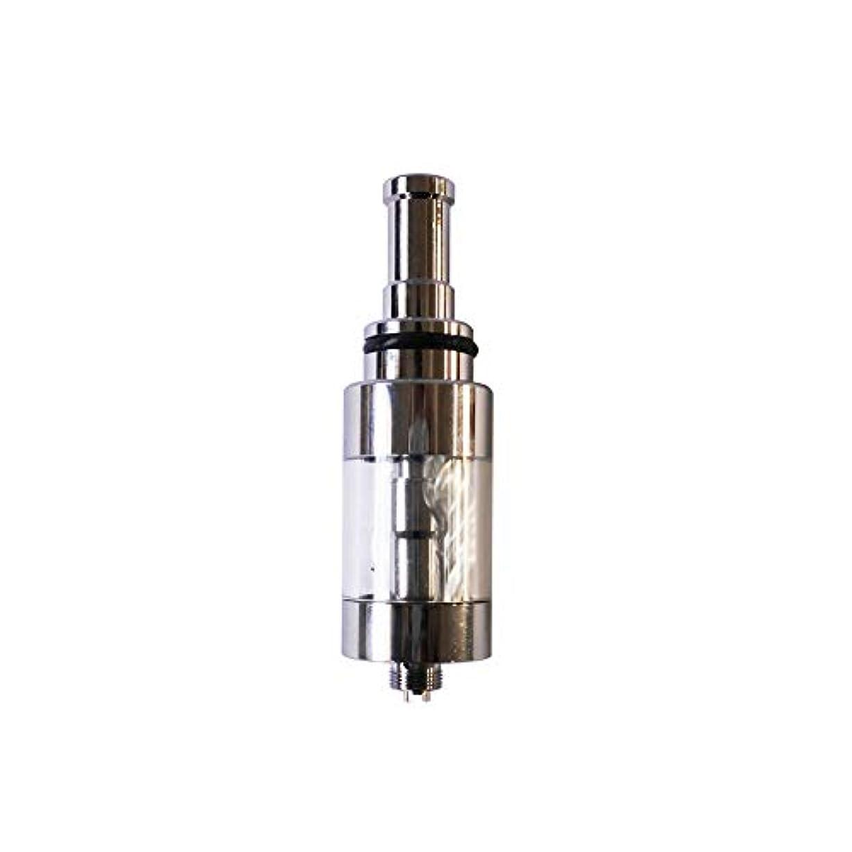 誓いシャンプー牧師Kamry X6V2 Atomizer (カムリ エックス シックス ブイ ツー) 電子タバコ アトマイザー 正規品 510 2.5ml クリアロ 交換 予備 コイル付 トップフィル