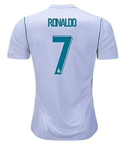2b366822d5 UKSoccershop 2017-18 Real Madrid Third Shirt Ronaldo 7