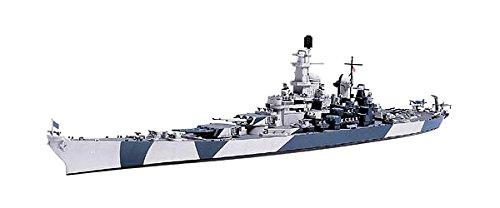 1/700 ウォーターラインシリーズ No.616 1/700 アメリカ海軍 戦艦 アイオア 31616