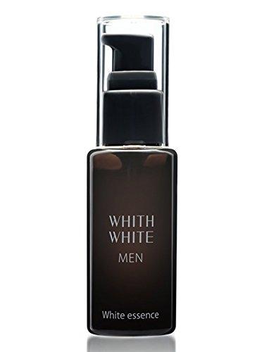 【 薬用 】フィス 美白 メンズ 美容液 「30代~50代の 男性 専用」「 男 の しみ くすみ 完全対策」「 コラーゲン × プラセンタ が シミ 渡る」(男性用 スキンケア 化粧品)50ml