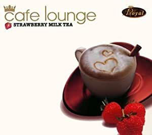 Cafe Lounge Royal Strawberry milk tea