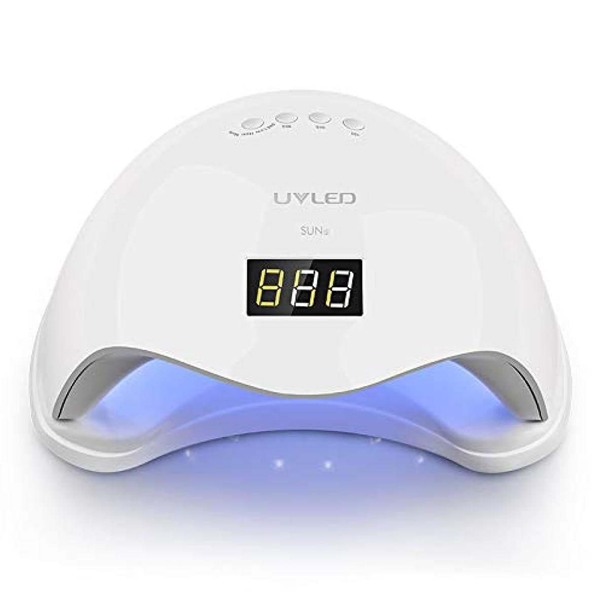 ペフ鮫電極48W USB UV LEDネイルライトネイルドライヤー硬化ゲルポーランド、インテリジェント自動センサー3タイマー設定