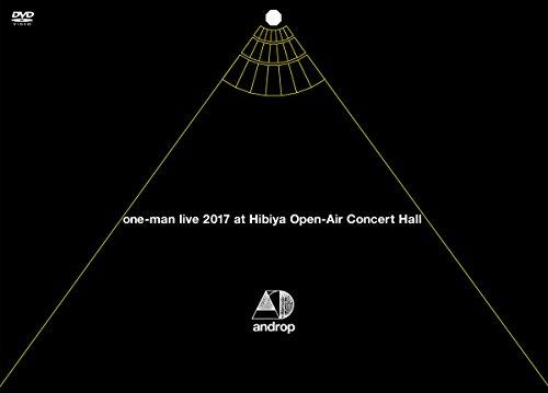 [画像:one-man live 2017 at 日比谷野外大音楽堂 [DVD]]