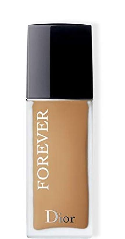 リード過剰広範囲にクリスチャンディオール Dior Forever 24H Wear High Perfection Foundation SPF 35 - # 4WO (Warm Olive) 30ml/1oz並行輸入品