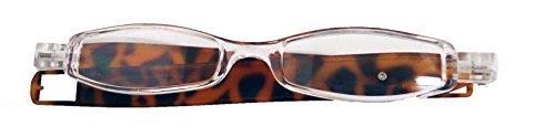 エニックス 老眼鏡 クルック CLK-27-4ブラウンデミ +2.50 補助用品