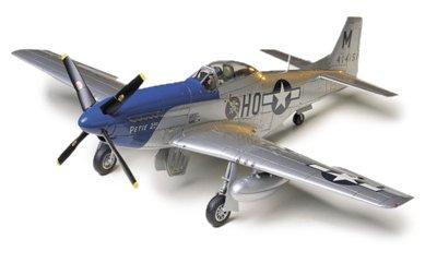 1/48 傑作機 No.40 1/48 ノースアメリカン P-51D マスタング 61040