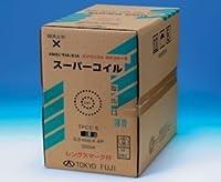 冨士電線 Cat5e LANケーブル(300m巻) TPCC5 0.5mm x 4P 薄黄