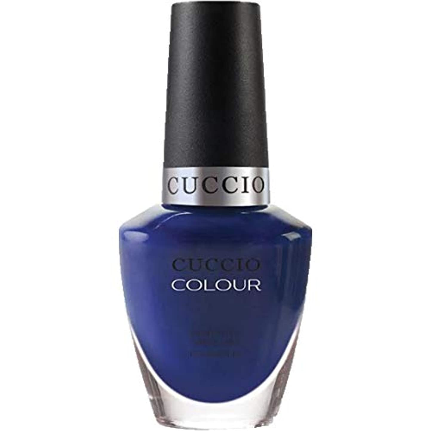 眠る治す分析Cuccio Colour Gloss Lacquer - Lauren Blucall - 0.43oz / 13ml