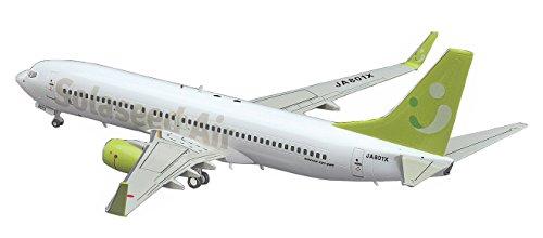 Hasegawa 1 / 200 JAL air B737-800 plastic model 40