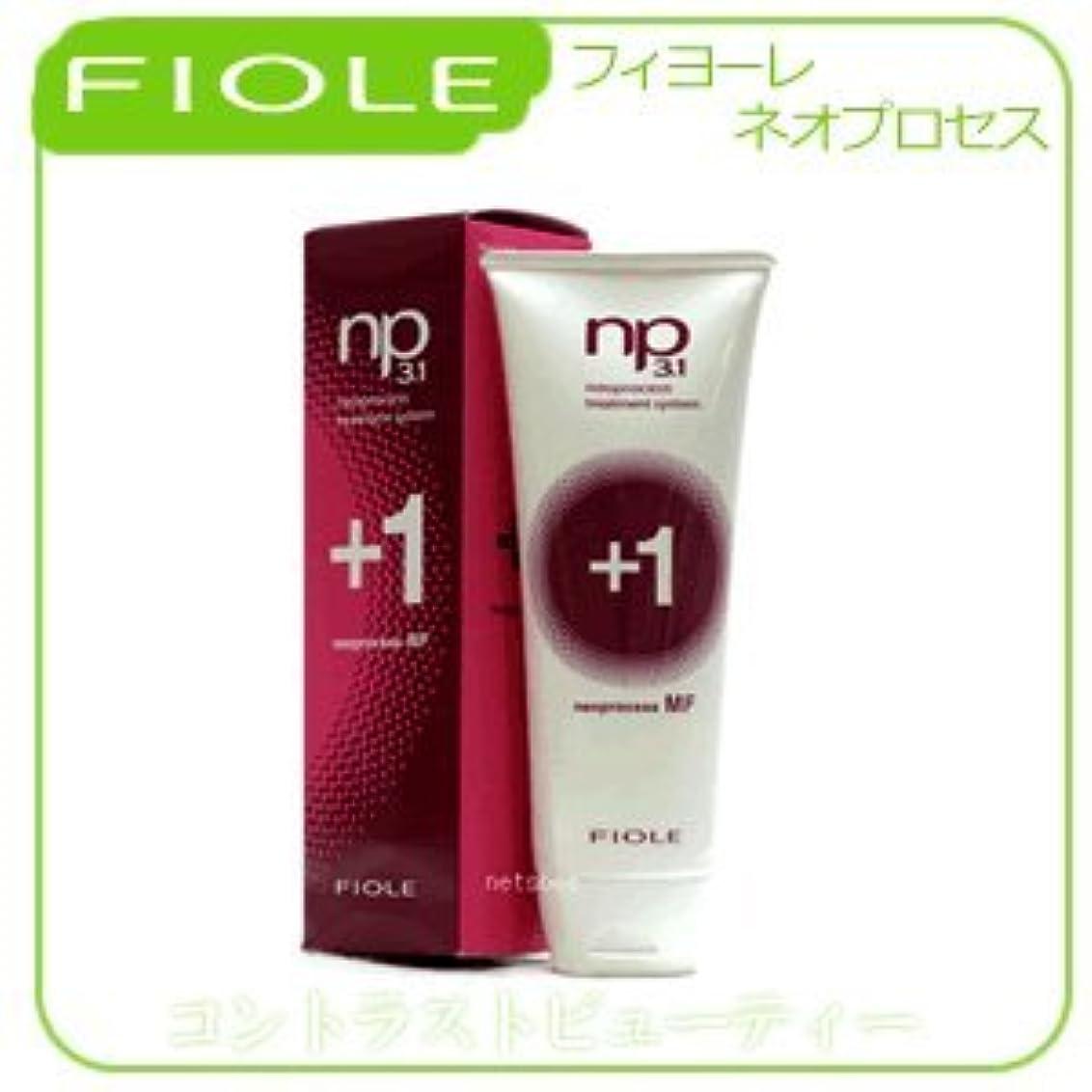 美容師同一の全能【x5個セット】 フィヨーレ NP3.1 ネオプロセス MFプラス1 240g ネオプロセス