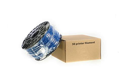 3Dプリンタ- 専用 フィラメント (PLA樹脂) 【青】