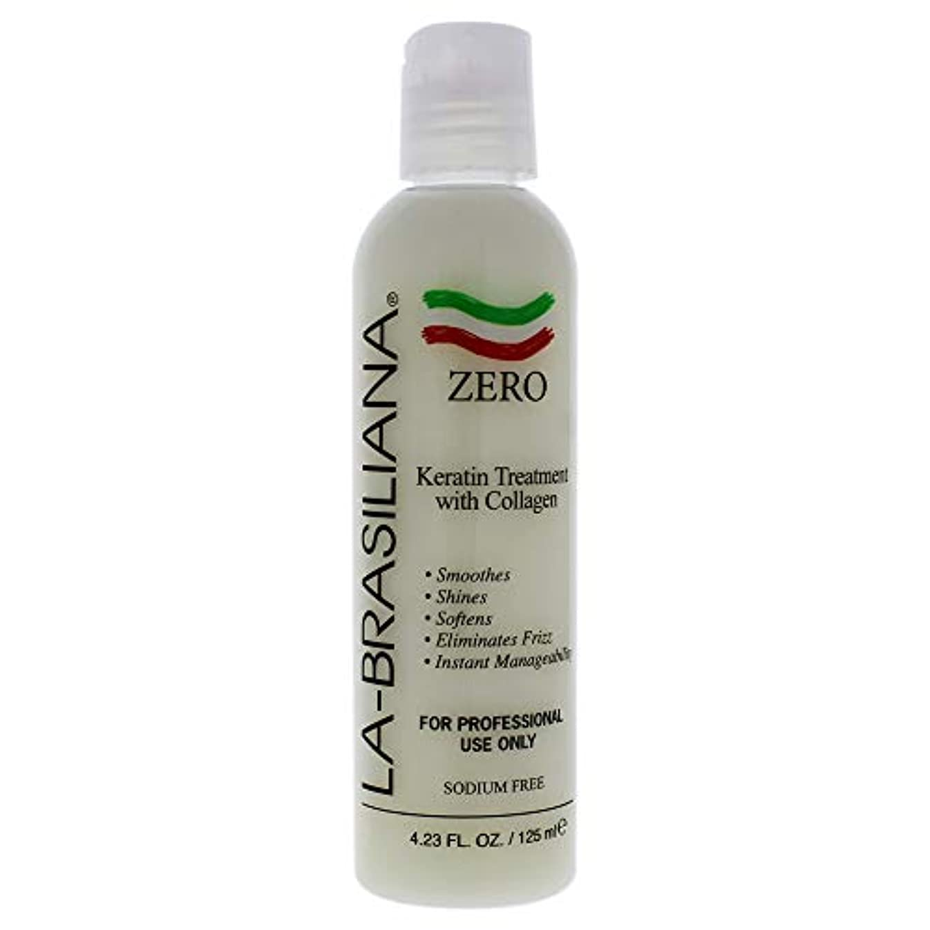 アンドリューハリディハンディキャップ白内障Spruzzi 24 Hours Keratin Treatment With Collagen & Aloe Vera 125ml/4.23oz