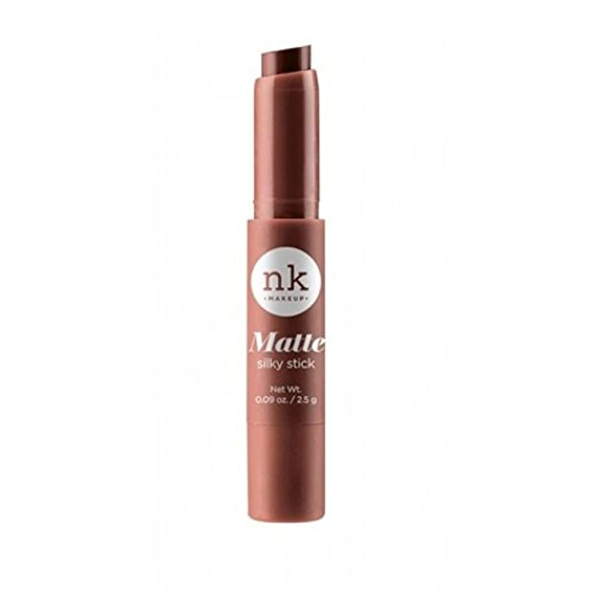 確認君主犯罪NICKA K Silky Matte Stick - Potters Clay (並行輸入品)