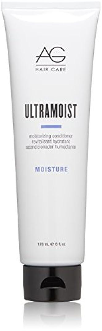 上院遺棄されたシェアAG Hair Ultra Moist Moisturizing Conditioner, 6 Ounce by AG Hair Cosmetics