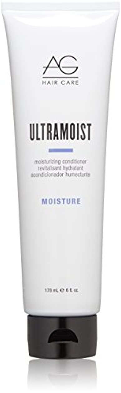 復讐有害戦略AG Hair Ultra Moist Moisturizing Conditioner, 6 Ounce by AG Hair Cosmetics