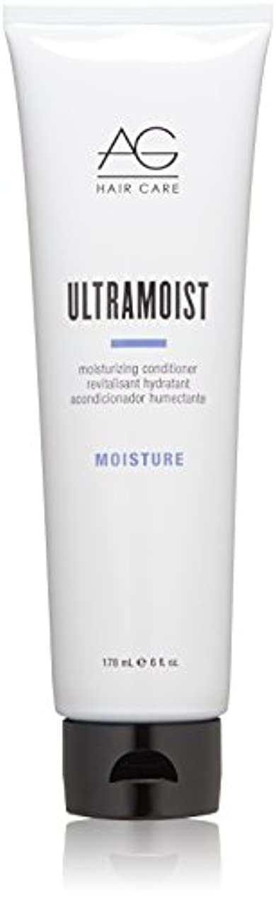 夏攻撃的ガードAG Hair Ultra Moist Moisturizing Conditioner, 6 Ounce by AG Hair Cosmetics