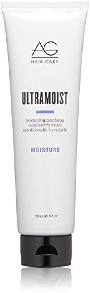行列タイトル拘束するAG Hair Ultra Moist Moisturizing Conditioner, 6 Ounce by AG Hair Cosmetics