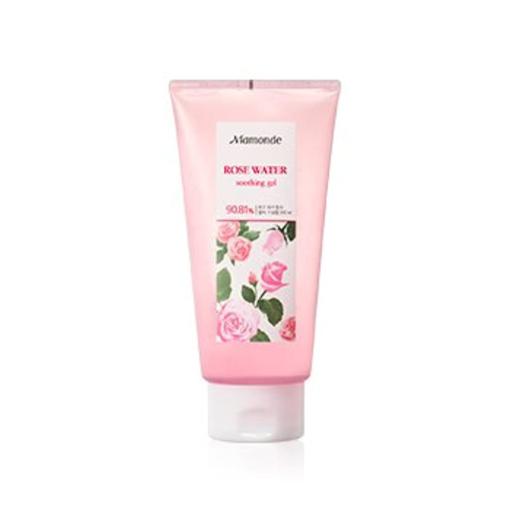 樹皮クライマックスフェローシップMamonde Rose Water Soothing Gel 300ml/マモンド ローズ ウォーター スージング ジェル 300ml [並行輸入品]