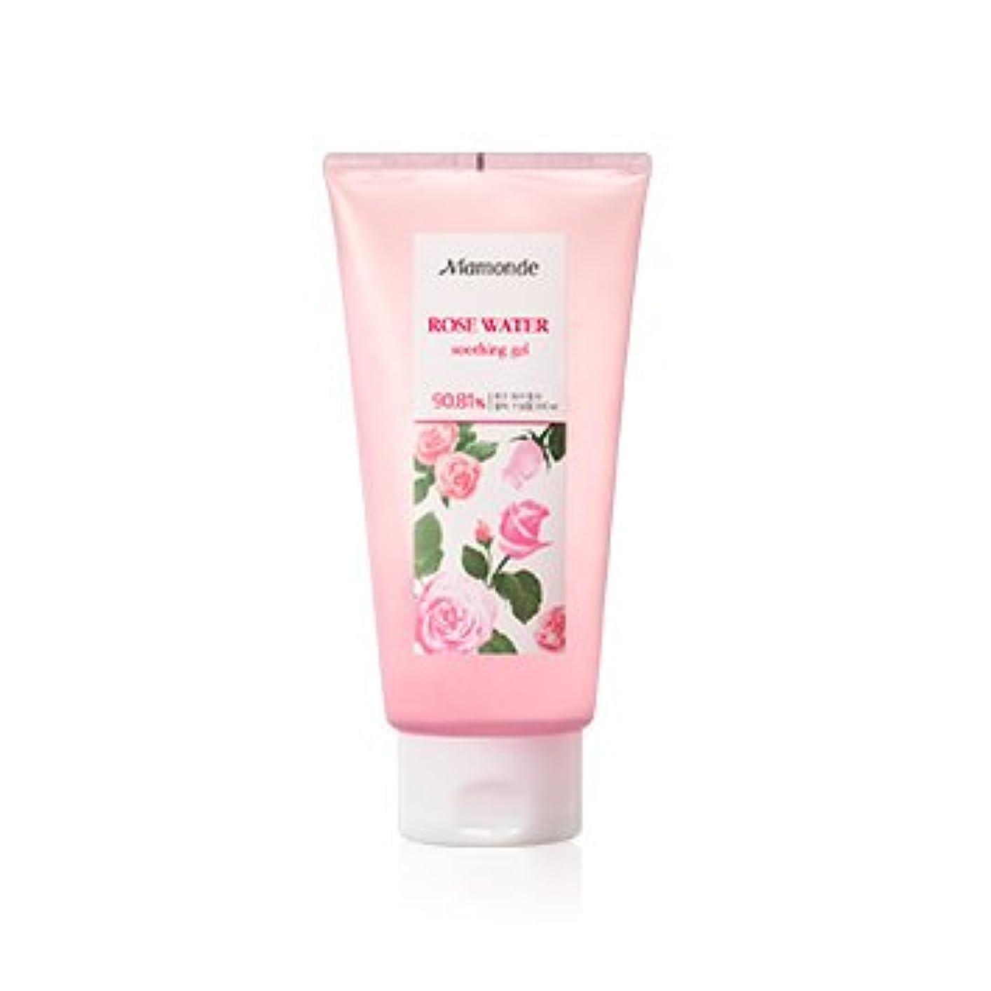性交混雑判決Mamonde Rose Water Soothing Gel 300ml/マモンド ローズ ウォーター スージング ジェル 300ml [並行輸入品]