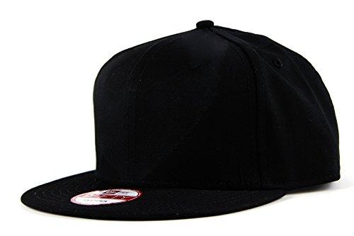 NEW ERA(ニューエラ) ADJUSTABLE CAP (BLACK)