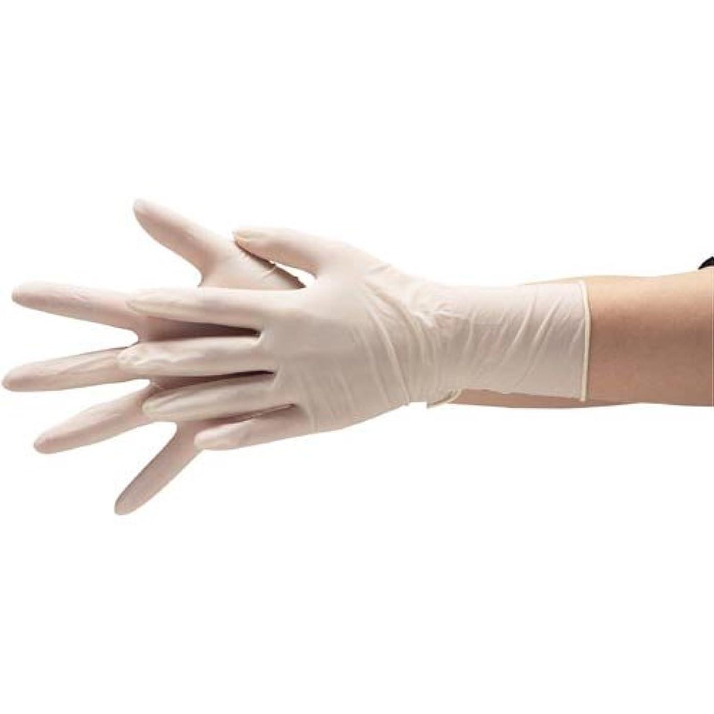 適応的シンポジウム実業家共和 ラテックス手袋 粉無 NO.290 M 10箱