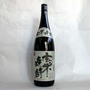 小正醸造 特製 玄米焼酎 35% 1800ml 鹿児島
