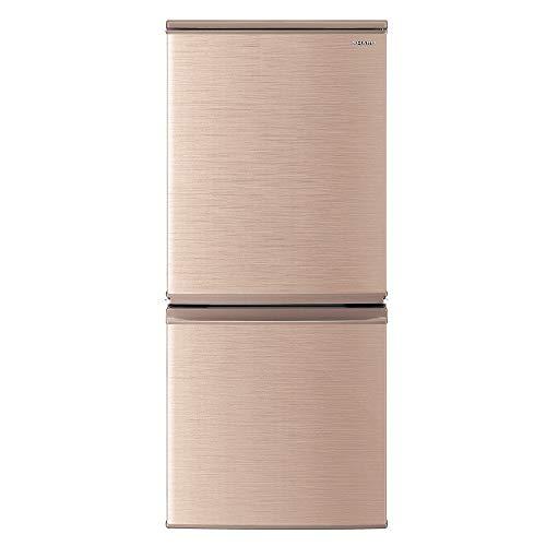 シャープ SHARP 冷蔵庫(幅48.0cm) 137L つ...