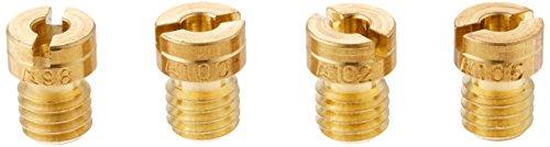 キタコ(KITACO) メインジェットセット(ケーヒン丸型/大) NSR50/NS-1/NS50F セットA(#98/#100/#102/#105) 450-1057000