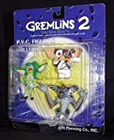 新品 1999年製 ジュンプランニング グレムリン2 P.V.C.フィギュアコレクション (ギズモ&モホーク&ガール)