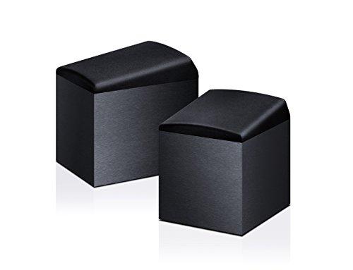 ONKYO SKH-410 Dolby Atmosイネーブルドスピーカー (2台1組) ブラック SKH-410(B) 【国内正規品】