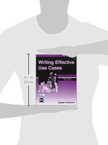 writing effective use cases In writing effective use cases, alistair cockburn offers a hands-on, soup-to-nuts guide to use case development, based on the proven concepts he has refined through years of research, development, and seminar presentations.