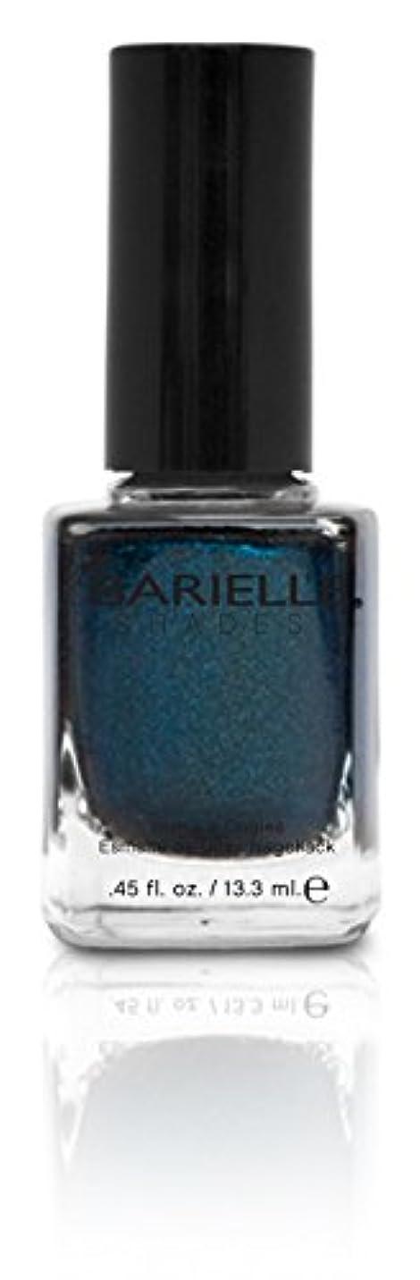 引き渡すおそらくそれらBARIELLE バリエル ブラクンド ブルー 13.3ml Blackened Bleu 5074 New York 【正規輸入店】