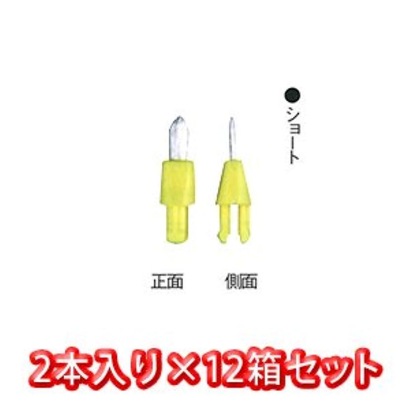 サポートテラスメンターポケット ? クリーナー 専用 替え ブラシ 2個入 × 12箱 ショート
