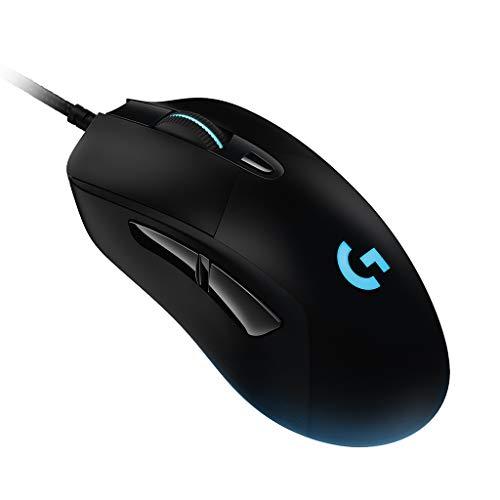 Logicool ロジクール ゲーミングマウス G403h ブラック HERO 16K