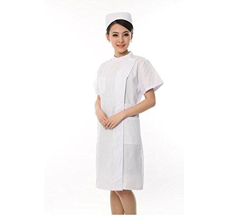 SUNLIKE ナース服 コスチューム 看護師 本物制服 ホワイト