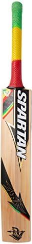 Spartan, Cricket, Boss Thunder Grade 2 English Willow Cricket Bat, Long Blade