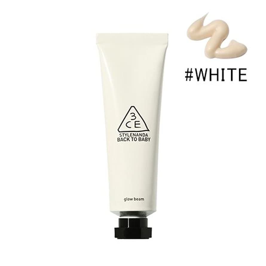 石膏断片狂乱[3CE] バックトゥベビー グロービーム 3CE Glow Beam Cream White