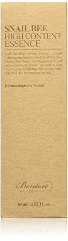 定期的薄めるドットBENTON Snail Bee High Content Essence (並行輸入品)