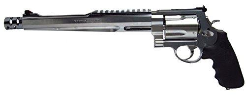 タナカ S&W M500 10.5inch Stainless Version2 Gas Gun 18歳以上ガスリボルバー