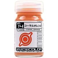 ガイアノーツ VO-14 コーラルオレンジ 【電脳戦機バーチャロン カラー】