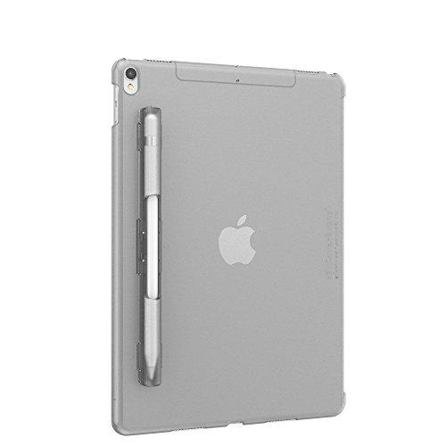 iPad Pro 10.5 ケース SwitchEasy CoverBuddy ハード バック カバー Apple Pencil 収納付き 純正 スマートキーボード 対応 [ アイパッドプロ10.5 インチ 専用 ] スモーククリア