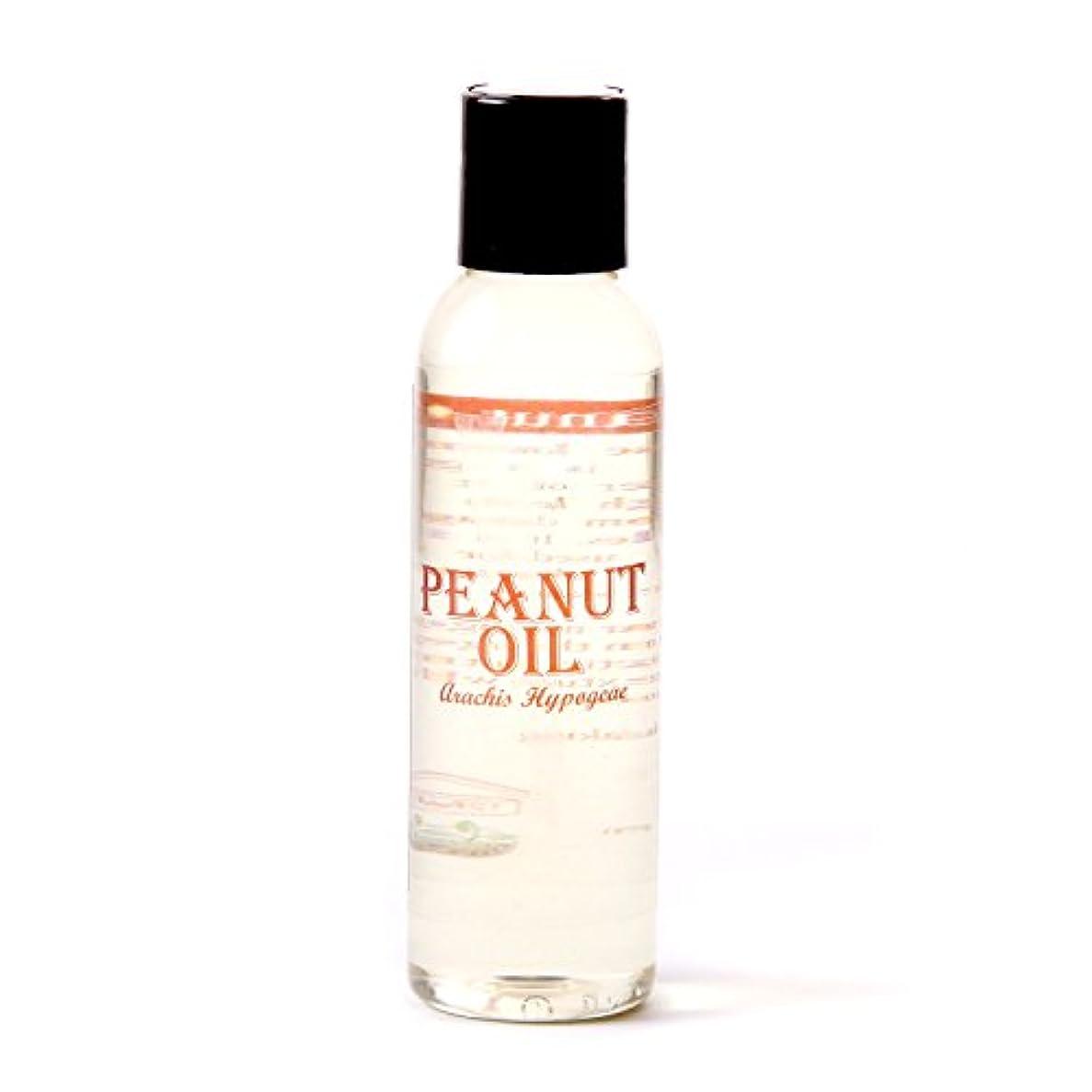 野心的ドロースクラッチMystic Moments   Peanut Carrier Oil - 250ml - 100% Pure