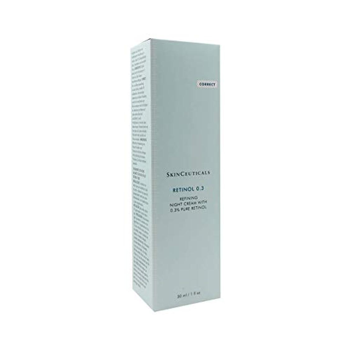 側溝退屈ベルベットSkinceuticals Correct Retinol 0.3 30ml [並行輸入品]
